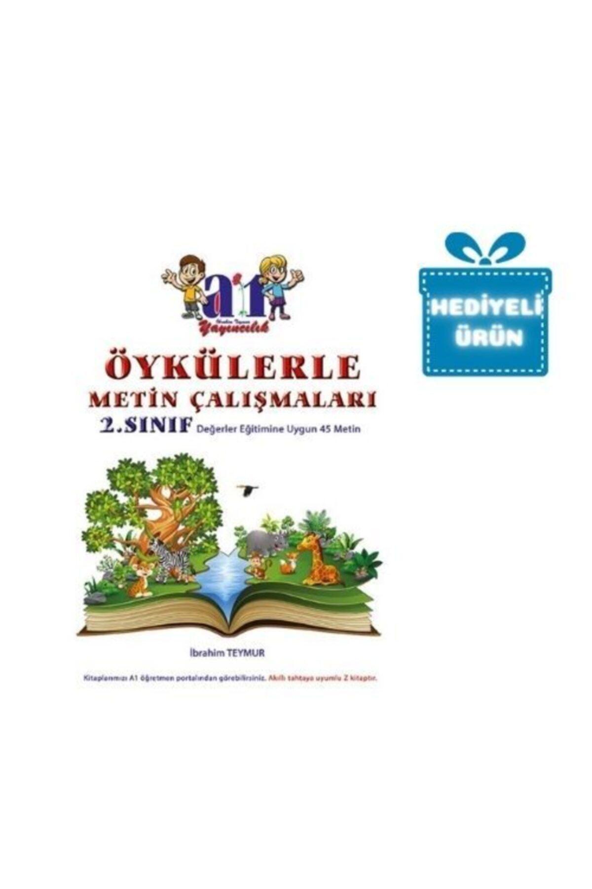 A1 Yayınları A1 2.sınıf Öykülerle Metin Çalışmaları Ve Değerlendirme 1