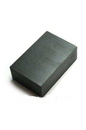 Dünya Magnet Mıknatıs, 100mm X 50mm X 20mm Büyük Güçlü Ferrit Kömür Seramik Magnet Mıknatıs