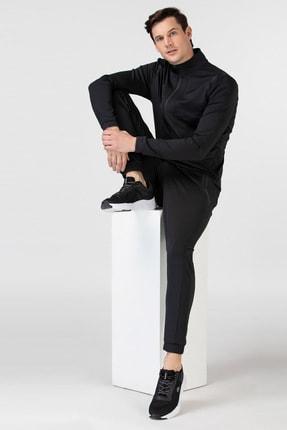 Lacoste Erkek Siyah Eşofman Altı XH0101