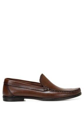 İnci BRUNO 1FX Kahverengi Erkek Loafer Ayakkabı 101034263