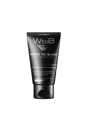 WTOB White To Black Beyazları Bitiren Şampuan 50 ml