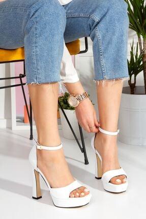 derithy Topuklu Ayakkabı--byc1801
