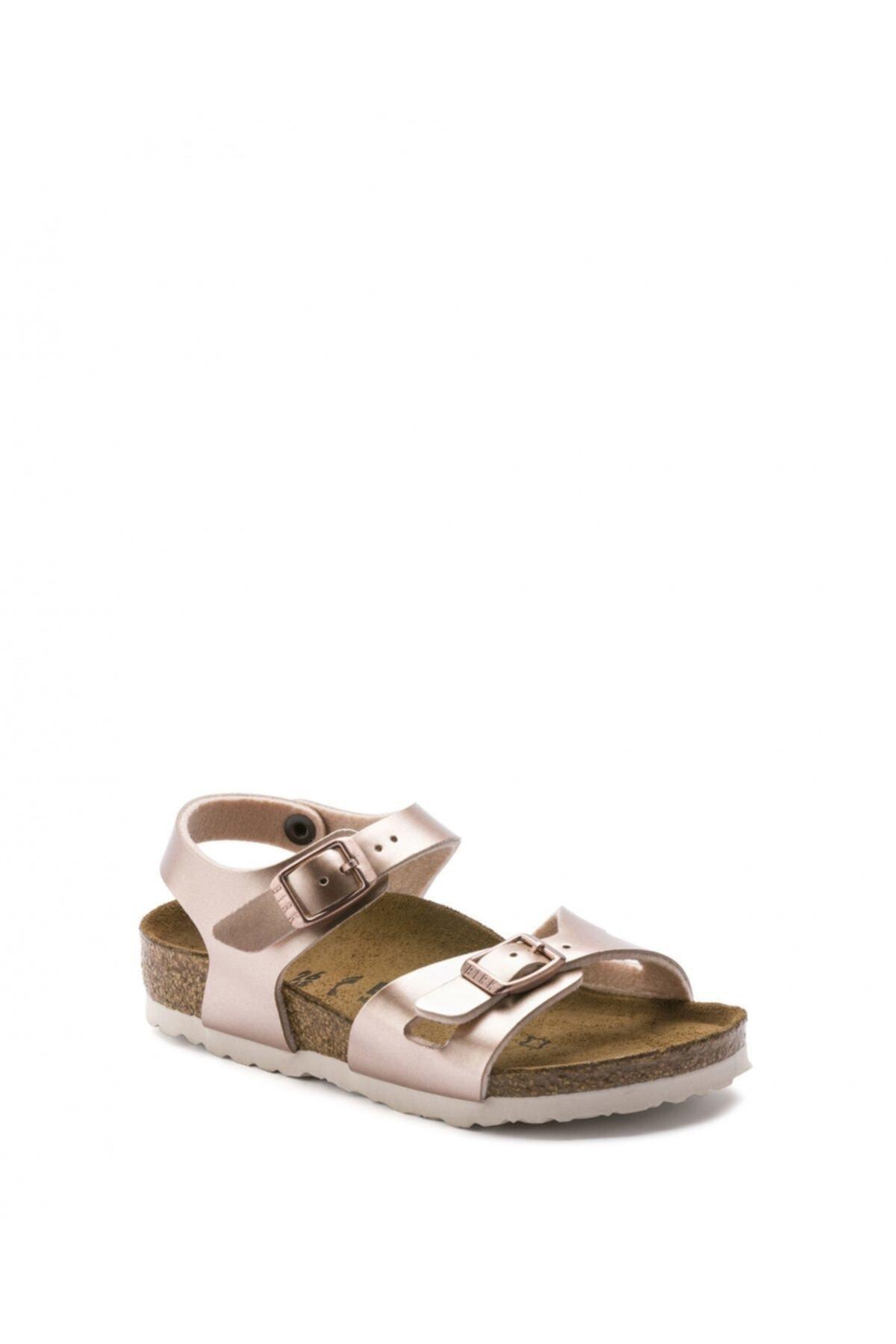Birkenstock Rıo Kıds Bakır Sandalet 19Y.Ayk.Tlk.Frm.0020 1
