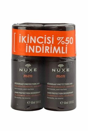 Nuxe 24h 2'li Erkek Deodorant 50 Ml 3264680011092