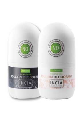Incia Doğal Roll-on Deodorant Set 9900000044946