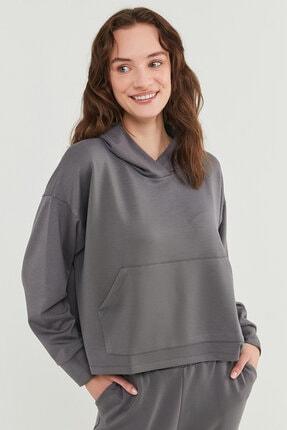 Penti Kadın Gri Cupro Sweatshirt
