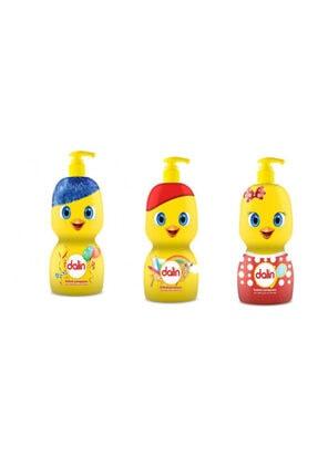 Dalin Klasik Civciv Şampuan 650 ml 3'lü Paket