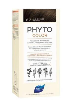 Phyto 6.7 Dark Chestnut Blonde