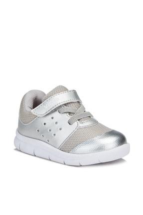 Vicco Mario Kız Bebe Gümüş Spor Ayakkabı