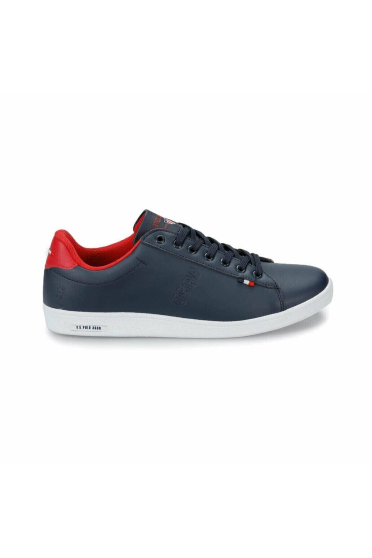 U.S. Polo Assn. FRANCO Lacivert Erkek Sneaker Ayakkabı 100249745 2