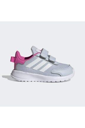 adidas TENSAUR RUN I Gri Kız Çocuk Spor Ayakkabı 101085038