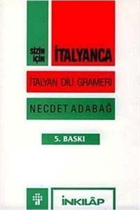 İnkılap Kitabevi Sizin İçin İtalyanca & İtalyan Dili Grameri