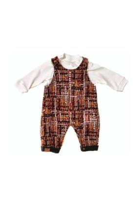 Flexi Kız Bebek Kahverengi Bebe Slopet