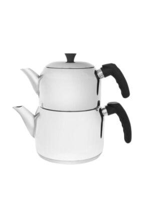 AWOX Cvs Premium Çelik Çaydanlık Orta Boy