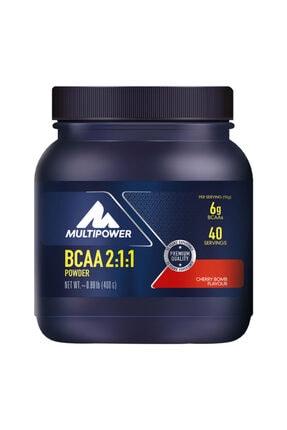 Multipower Bcaa Powder Kiraz Aromalı 400gr