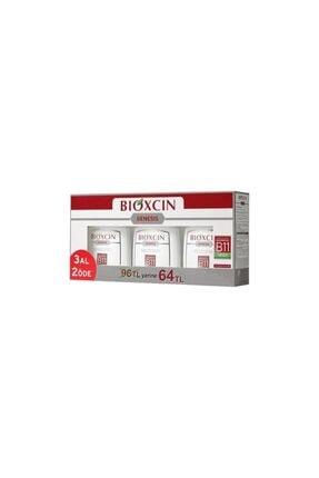 Bioxcin Genesis Kuru Normal Saçlar Için Şampuan 3 Al 2 Öde