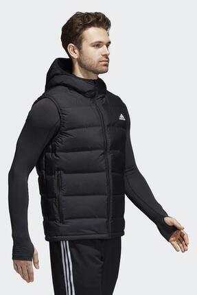 adidas Helionic Vest Erkek Siyah Yelek