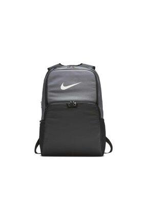 Nike Unisex Gri Siyah Sırt Çantası Ba5954