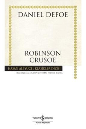 İş Bankası Kültür Yayınları Robinson Crusoe Hasan Ali Yücel Klasikler