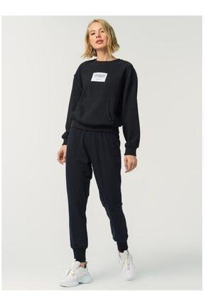 Fabrika Kadın Siyah Sweatshirt