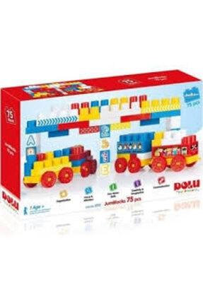 Dolu 5032 Jumbo Bloklar Lego Set 75 Parça Bloklar