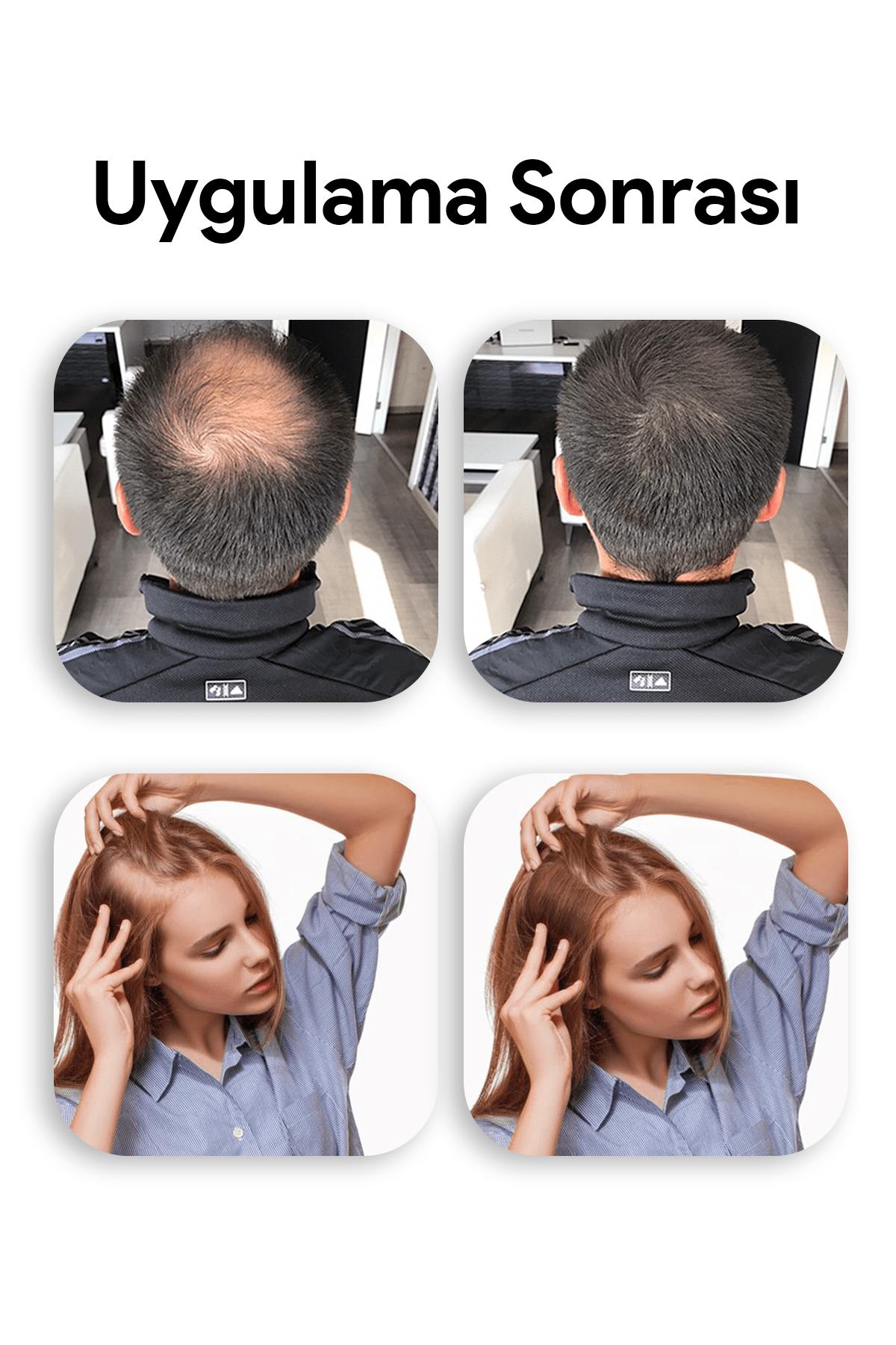 Luis Bien Dolgunlaştırıcı Saç Spreyi Siyah 100 Ml 8681529831980 2
