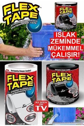 İndirimKap Flex Tape - Suya Dayanıklı Tamir Bandı