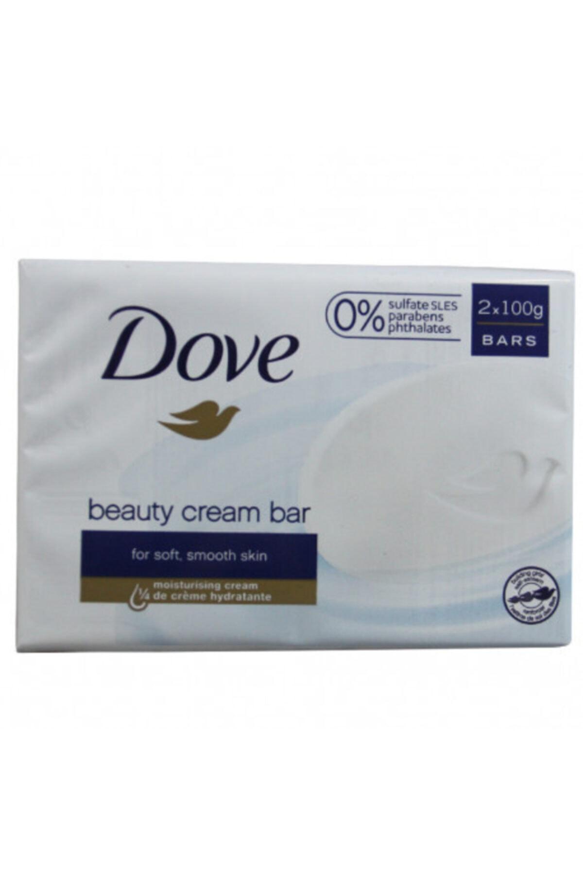 Dove Cream Bar Güzellik Sabunu 2x100 Gr 1