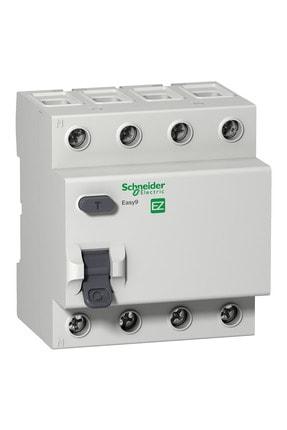 Schneider Electric Easy9 4 Faz 25a 30ma Kaçak Akım Koruma Ez9r33425