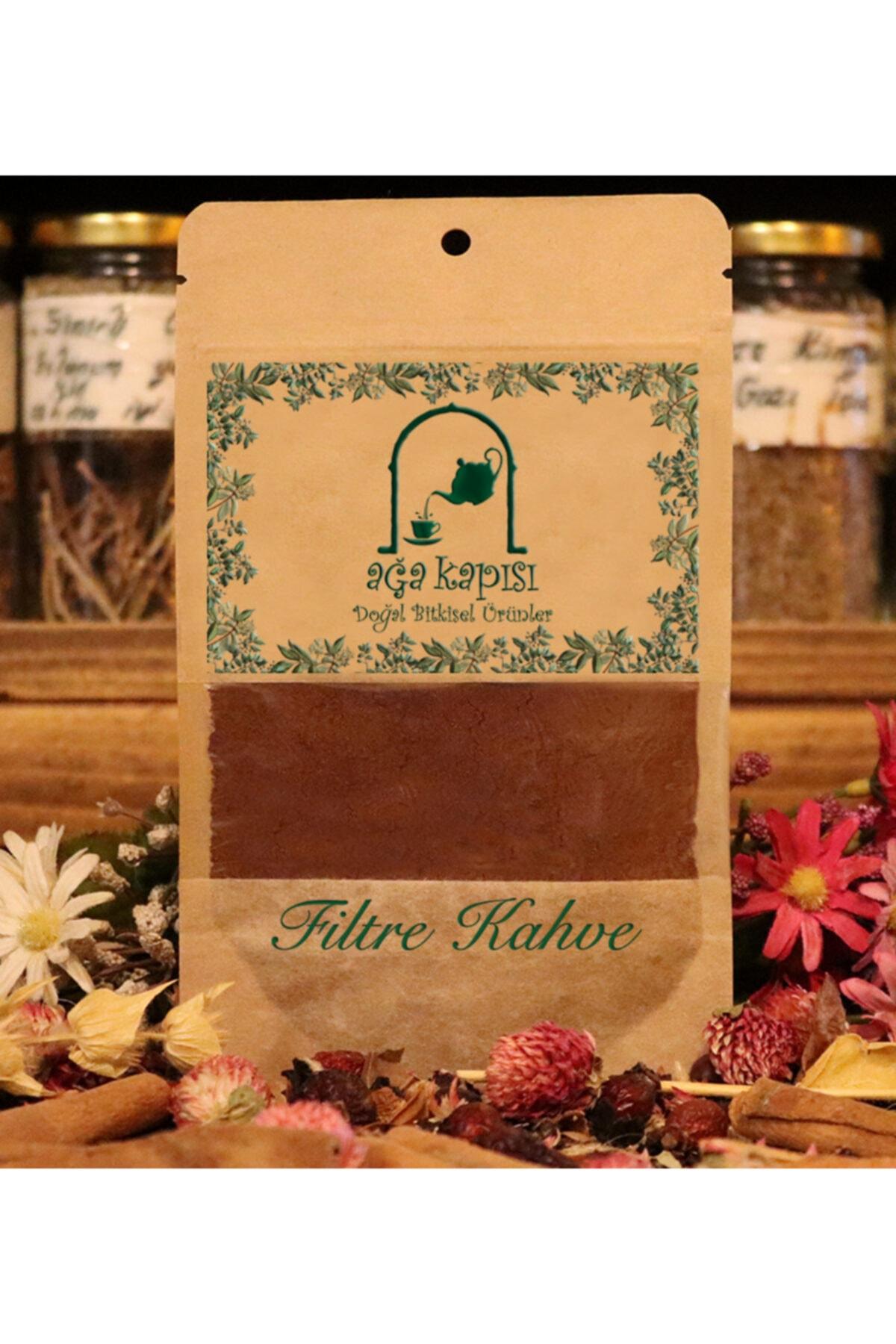 ağa kapısı doğal bitkisel ürünler Filitre Kahve 100 Gr 1