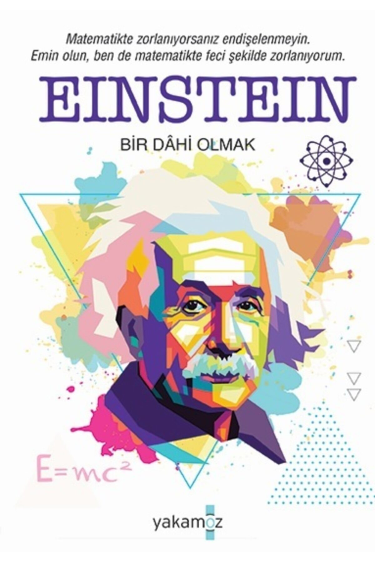 Yakamoz Yayınları Einstein Bir Dahi Olmak 1