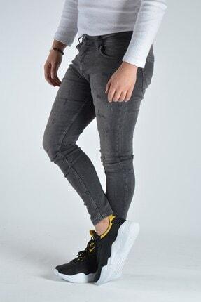 Terapi Men Erkek Antrasit Slim Fit Kot Pantolon 20k-2100471