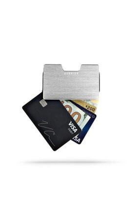 VERBIER Metal Kredi Kartlık Cüzdan