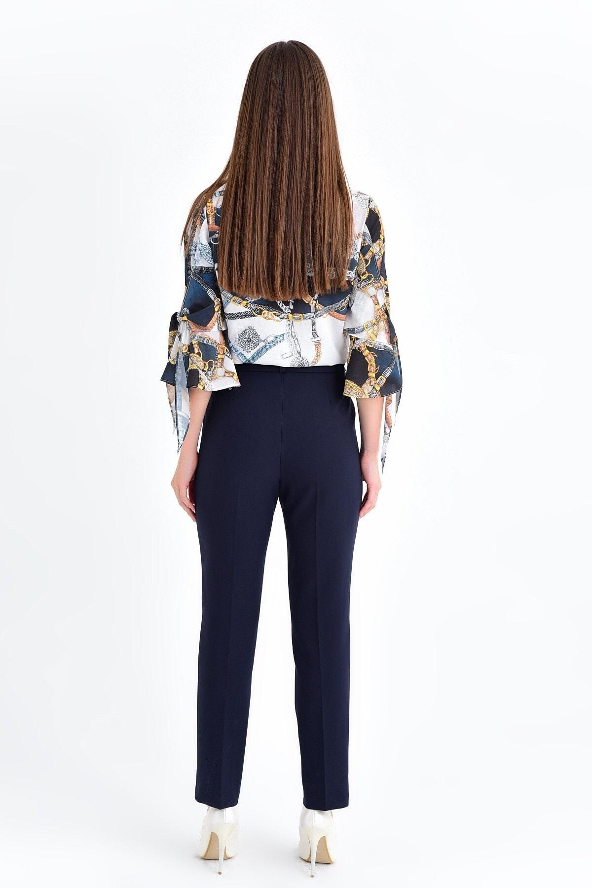 Jument Kadın Lacivert Pantolon 2522 2