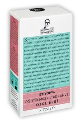 Mehmet Efendi Özel Seri Etiyopya Filtre Kahve 250 gr