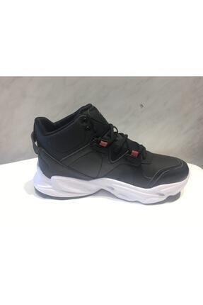 MP Erkek Siyah Basketbol Ayakkabısı
