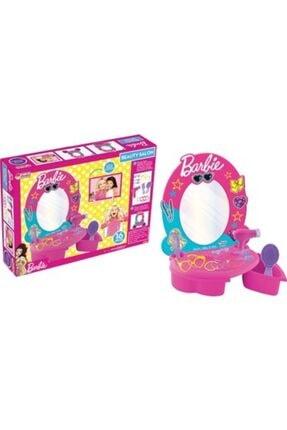 Fen Toys-Dede Barbıe Güzellik Salonu Ve Çilekli Makyaj Seti