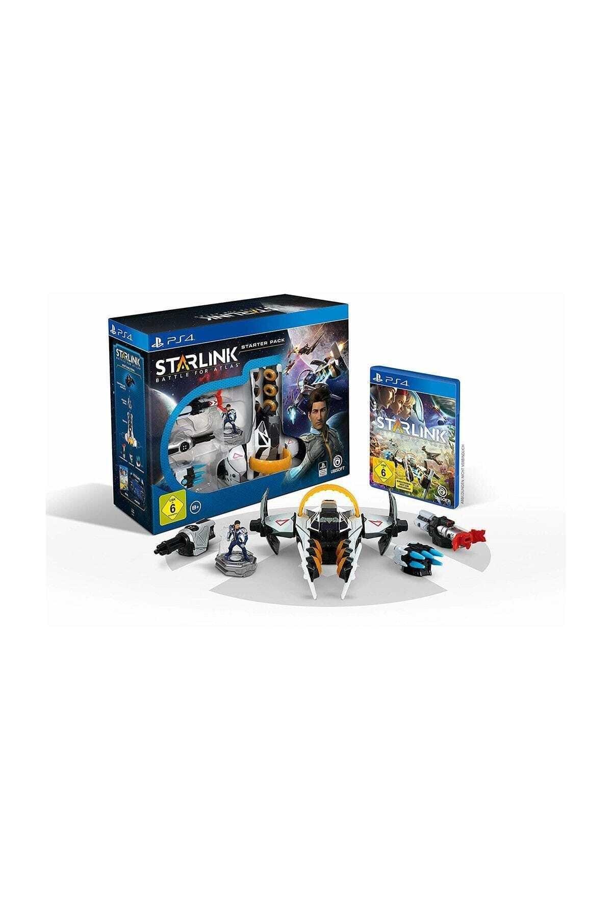 Ubisoft Starlink Battle for Atlas PS4 Oyun 1