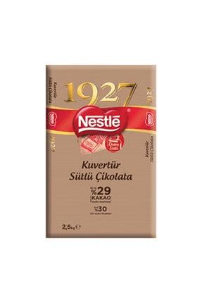 Nestle 1927 Sütlü Kuvertür 2,5 kg