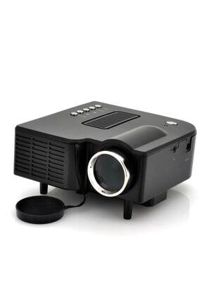 MASTEK Led Mini Projeksiyon Cihazı Ev Sineması Usb+hdmı An-6820