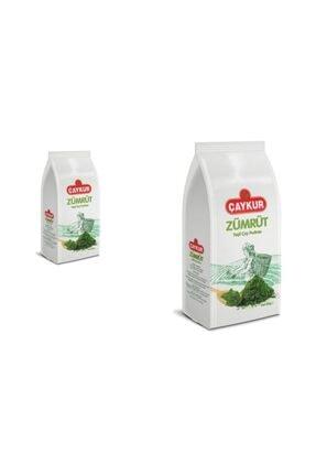 Çaykur Zümrüt Yeşil Çay Pudrası Matcha Çayı 150 gr 2'li Paket