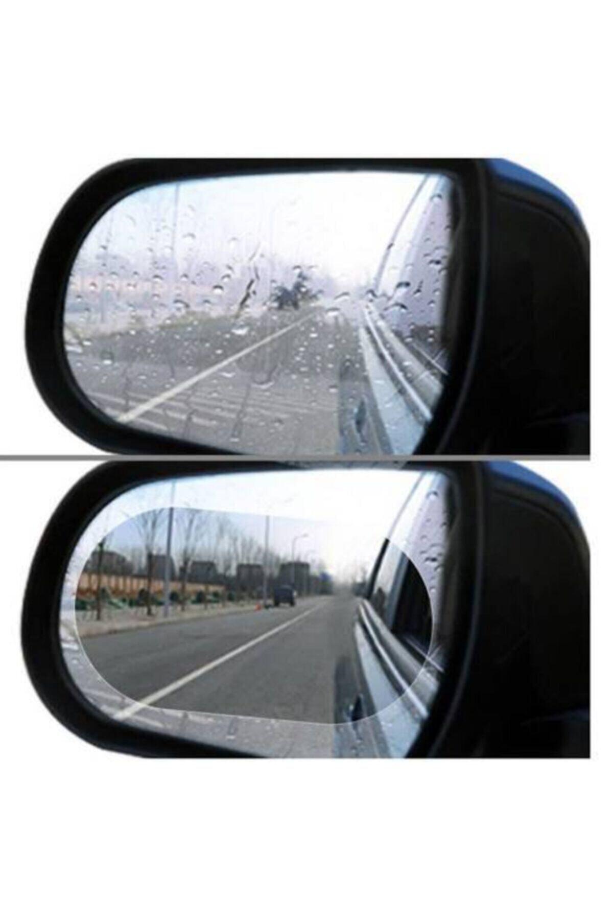 Ayna Sun Otomobil Yan Ayna Çift Yağmur Su Tutmaz Ve Buğu Önleyici Film 2ad 1
