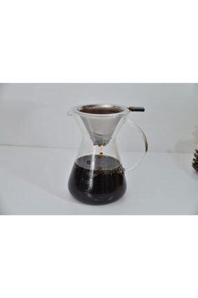 ACAR Cam Filtre Kahve Demleyici
