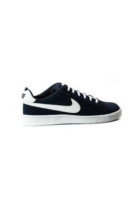 Nike Kadın Lacivert Beyaz Court Royale Gs Sneaker