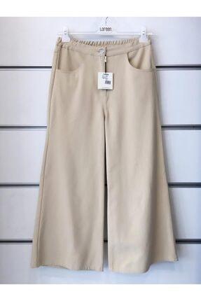 Loreen Kadın Bej Pantolon 11012
