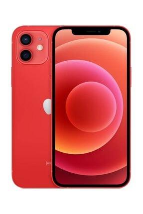 Apple iPhone 12 64GB (Product)Red Cep Telefonu (Apple Türkiye Garantili) Aksesuarsız Kutu