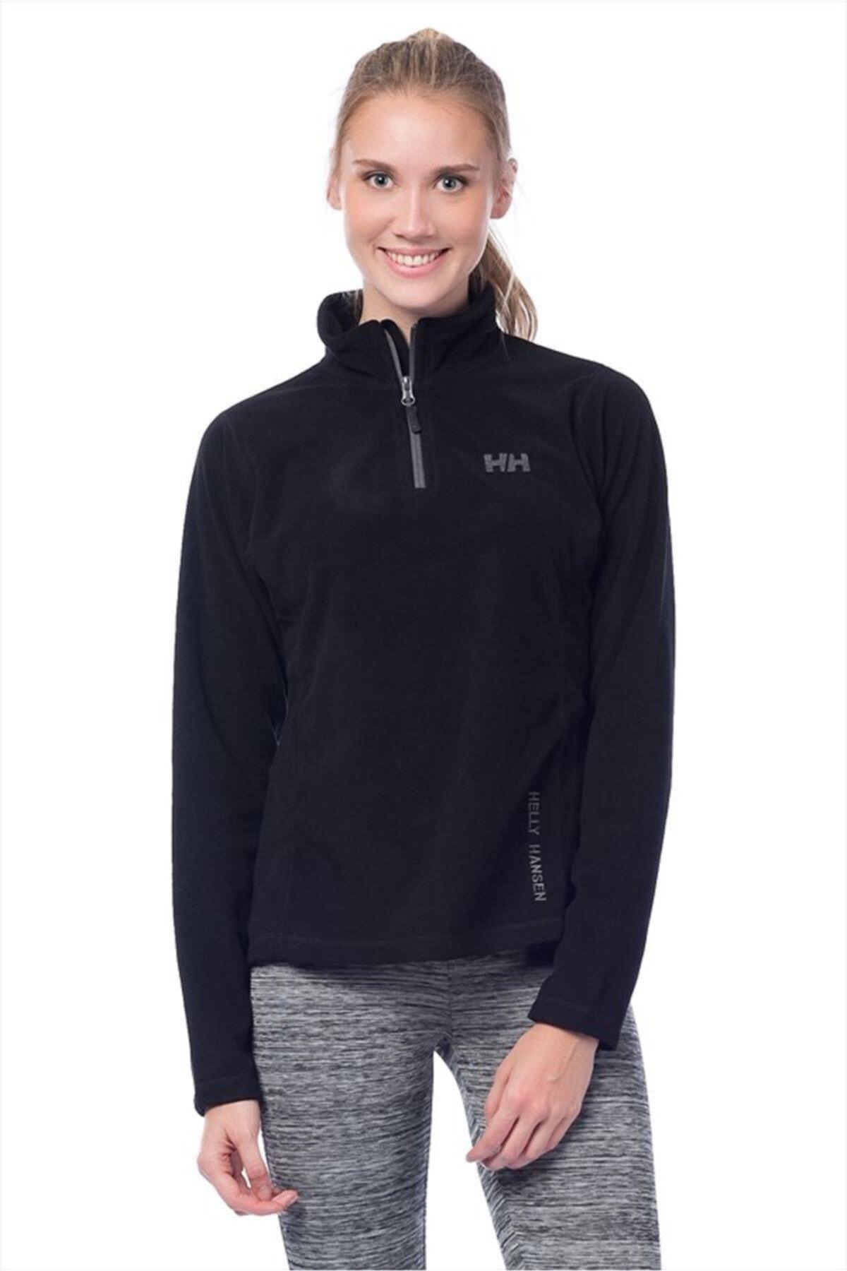 Helly Hansen Kadın Siyah Polar Fleece 990 1