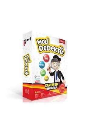 Moli Toys Moli Dedektif Plus - 2 Oyun 1 Arada - Çocuk Ve Genç Versiyonlu