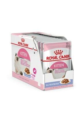 Royal Canin Kitten Jelly 85 gr