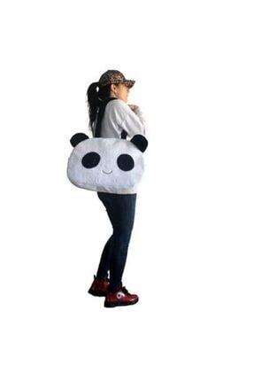 Bambi Panda Figürlü Çanta Wellsoft 50*35